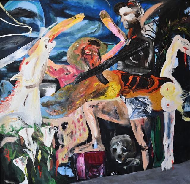 , 'Mutation,' 2019, Magreen Gallery