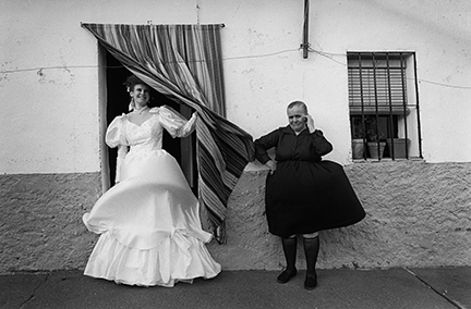 , 'La Boda de Loli, Marcilla, Spain,' 1991, Staley-Wise Gallery
