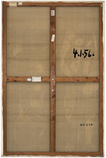 , 'Verso n°60, Femmes à la toilette, par Pablo Picasso, collection Musée national Picasso-Paris,' 2016, Modernism Inc.