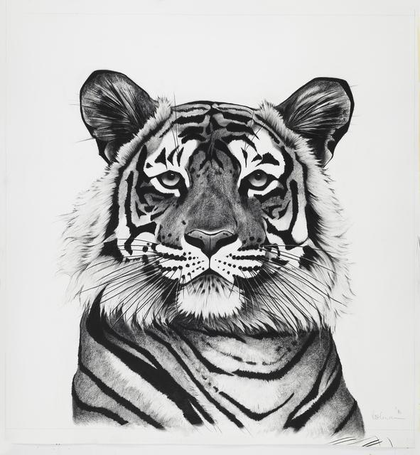 , '23. Window Tiger,' 2018, Sladmore Contemporary