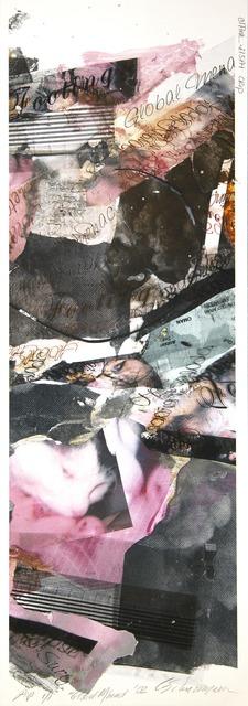 , 'Global Menace,' 2002, The Merchant House
