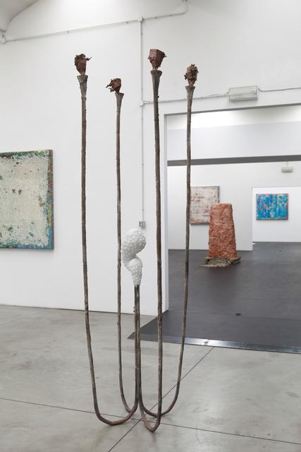 , 'Carico,' 2016, Galleria Doris Ghetta