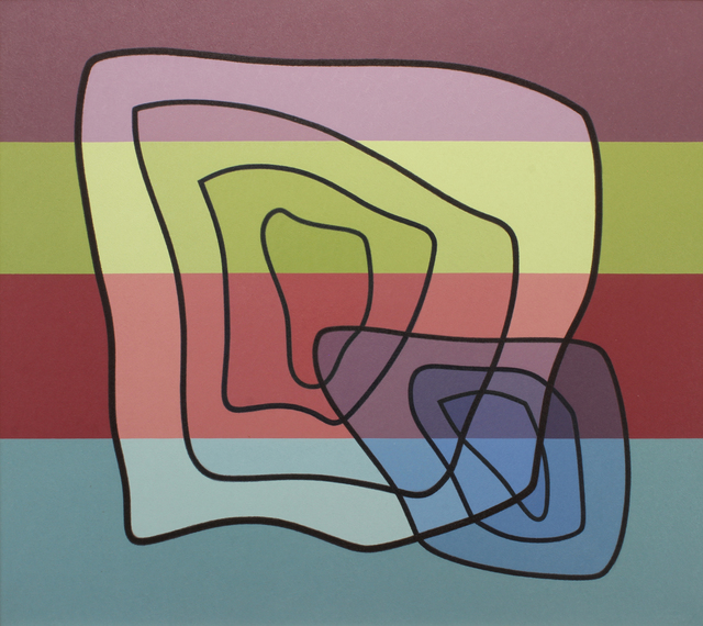 , 'Oil No.3, 1953,' 1953, Addison Rowe Gallery