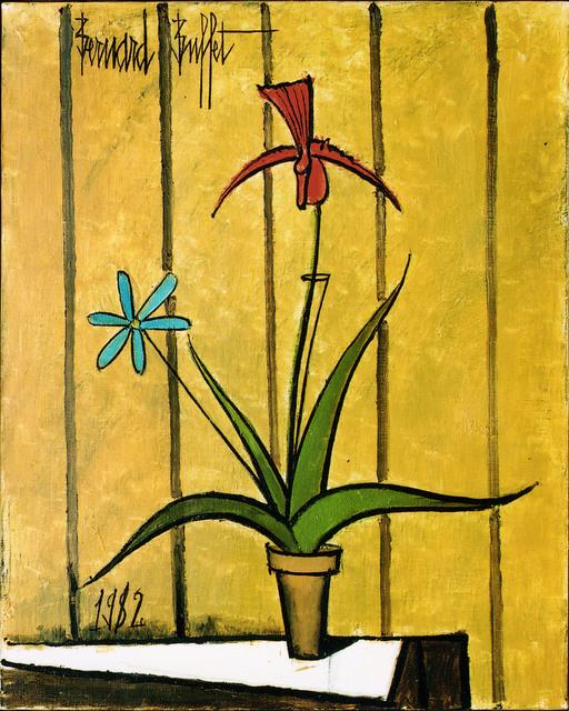 , 'Fleurs dans un pot,' 1982, Opera Gallery