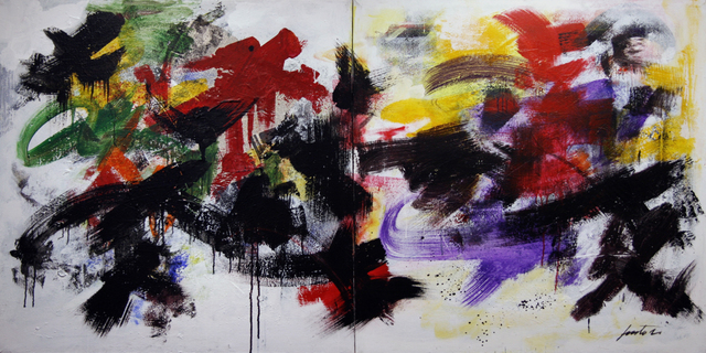 , 'Abstract by shapes ,' 2011, Galleria Quadrifoglio