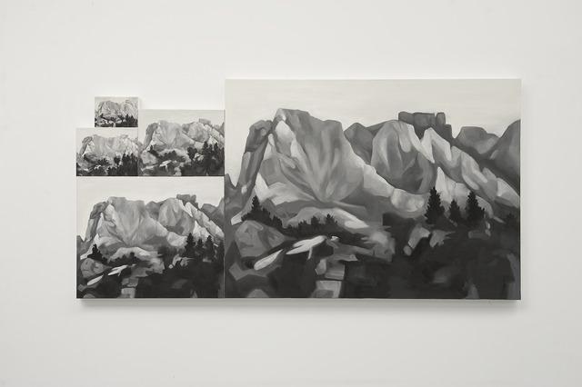 , 'Palimpsest (MAGA),' 2016-2018, Sabrina Amrani