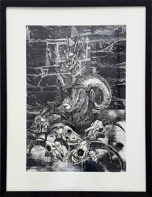 , 'Nature Morte III,' 2009-2014, Light Cube Art Gallery