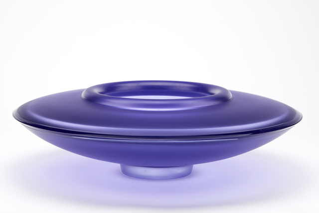 , 'Unite - Rim Bowl - Hyacinth Blue,' 2018, ARTIS Gallery