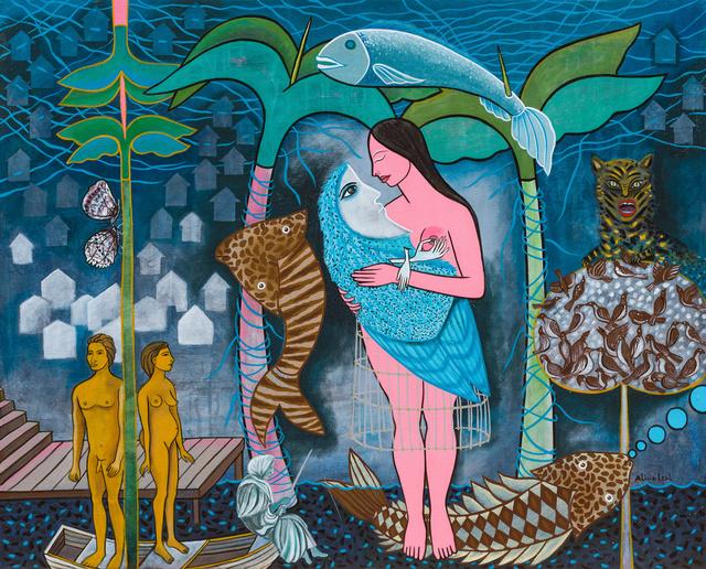 , 'Duermete Luna mía | Sleep Moon of Mine,' 2019, ArteMorfosis - Galería de Arte Cubano