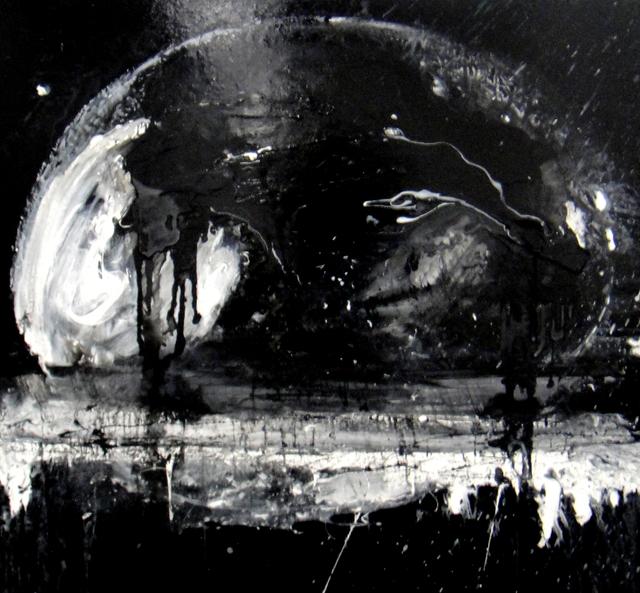Roberto Coda Zabetta, 'Sacred cloud', 2010, Painting, Enamel and acrylic on canvas, nm>contemporary