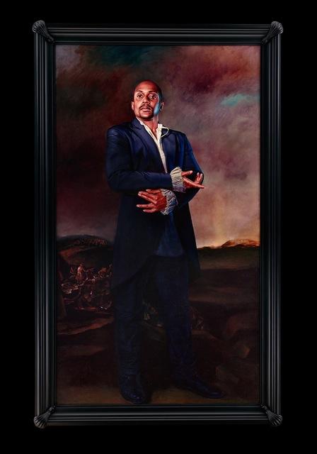 , 'Portrait of Hank Willis Thomas, La Romeria de San Isidro,' 2017, Sean Kelly Gallery