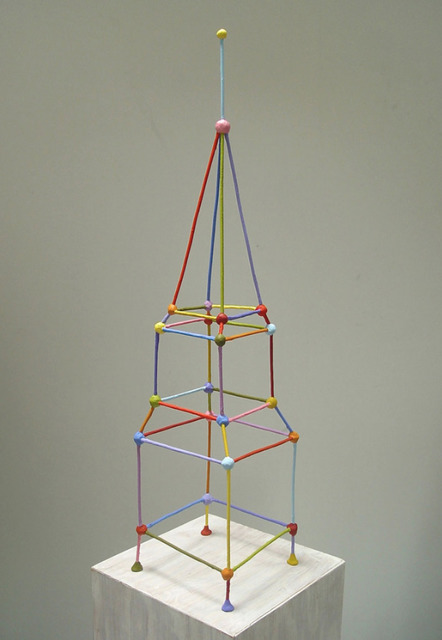 , 'Tower,' 2013, Octavia Art Gallery