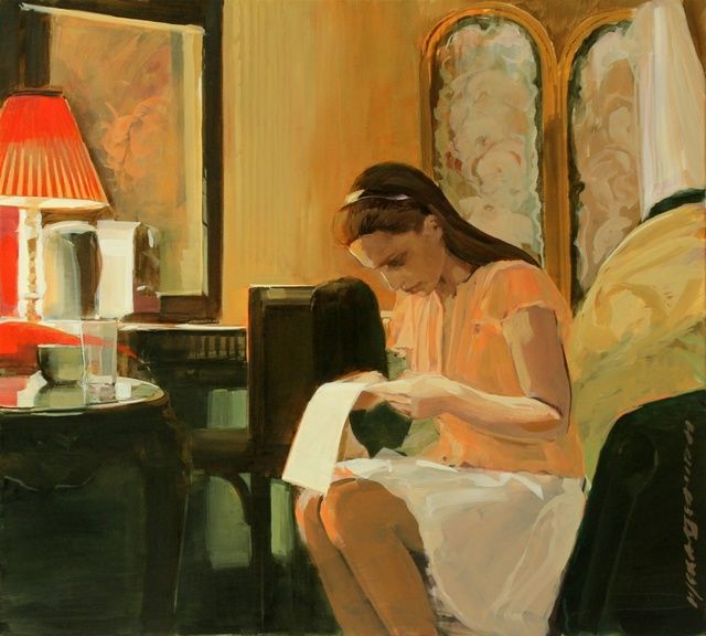 , 'Letter,' 2017, Galeria Katarzyna Napiorkowska