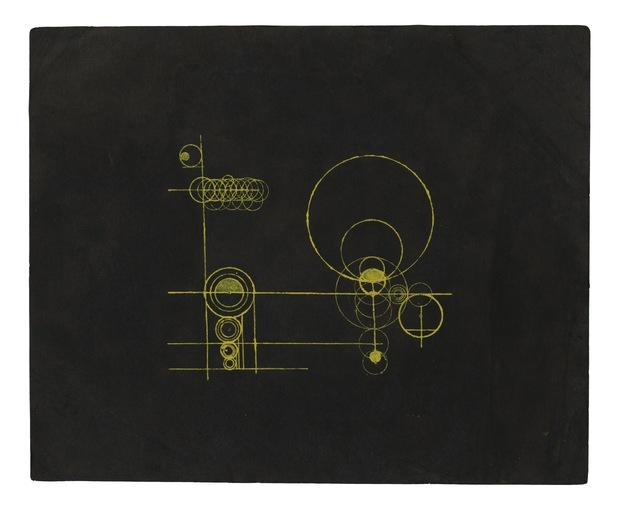 , 'Sem Título,' 1955-1956, Luciana Brito Galeria