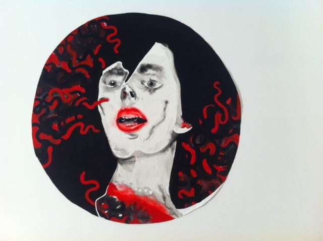 , 'Medusa,' 2014, Galería Oliva Arauna