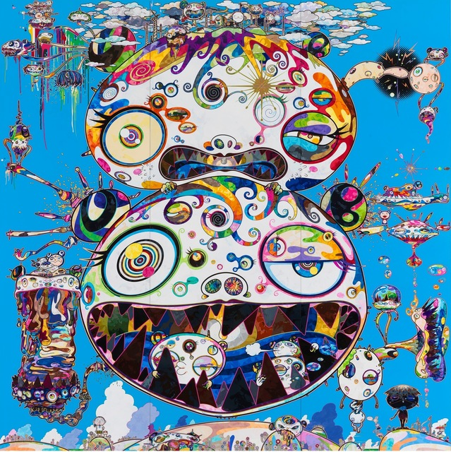 Takashi Murakami, 'Tan Tan Bo - In Communication,' 2014, Gagosian