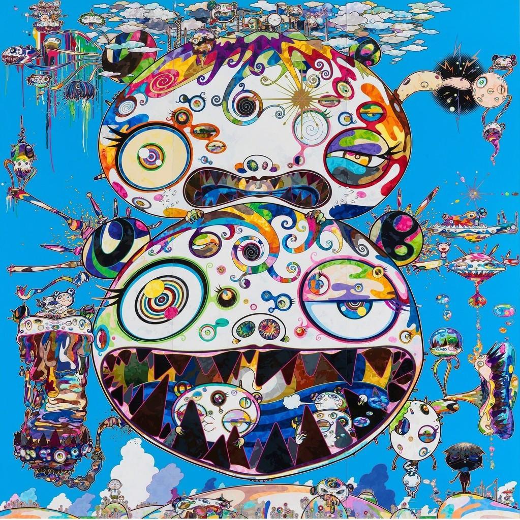 Takashi Murakami | Floflowers | Edition of 100 | $10,000 | The ...