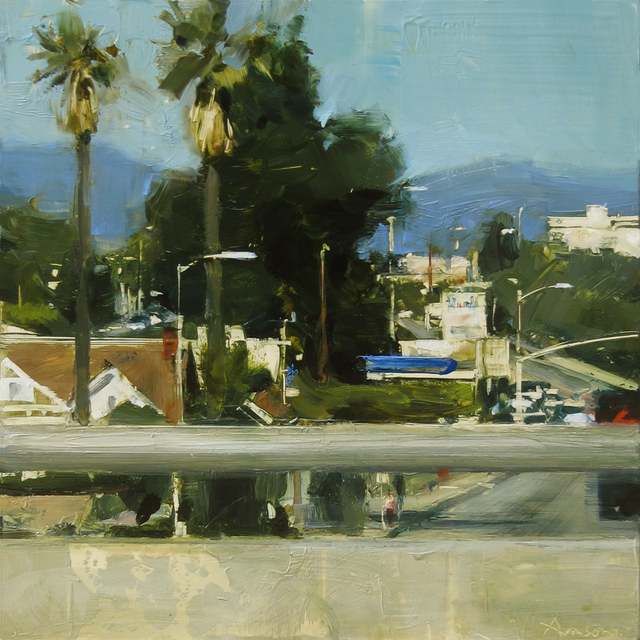 , 'Hollywood Hills,' 2018, Jenkins Johnson Gallery