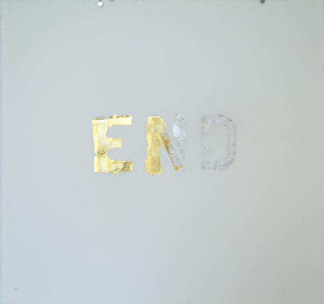 , 'End,' 1998, Ruiz-Healy Art