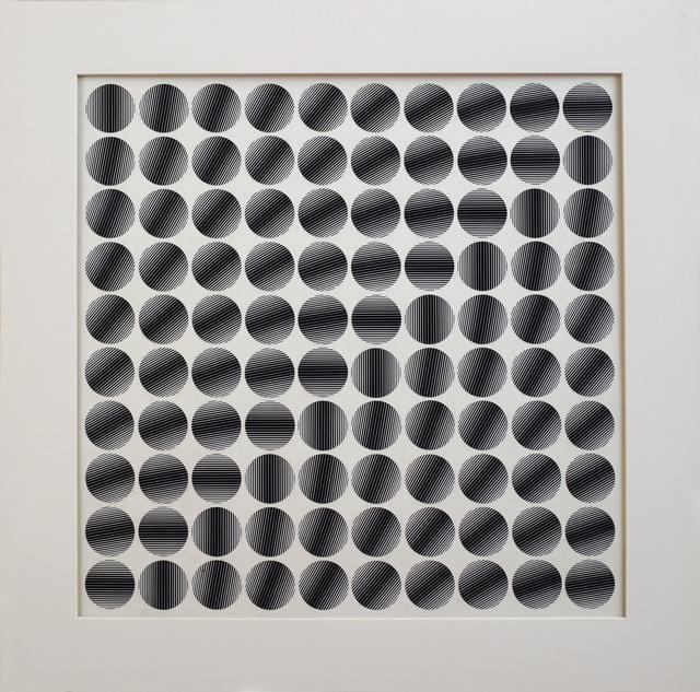 , 'CM-1-I,' 1964, Cortesi Gallery