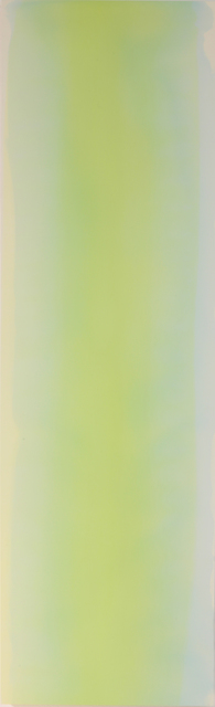 , 'Breathing Light - Green Breeze,' 2017, Taguchi Fine Art