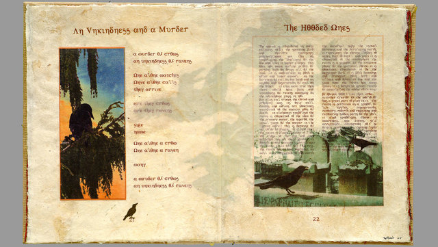 ", '""The Hooded Ones"",' , CK Art"