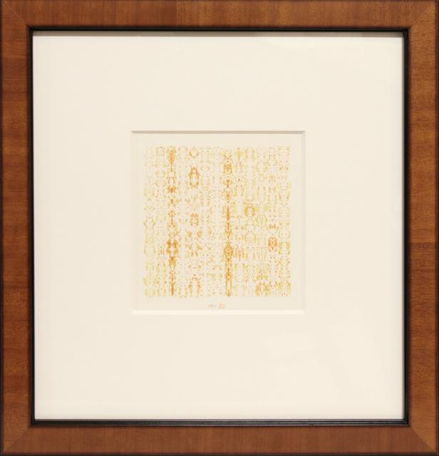 , 'UNTITLED, JANUARY 8, 1995,' 1995, Anglim Gilbert Gallery
