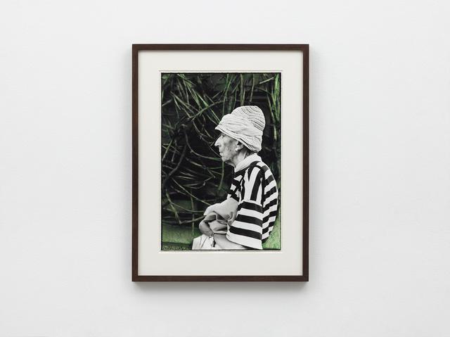 Ed Templeton, 'Milan Italy 2017 (Profile woman)', 2019, Nils Stærk