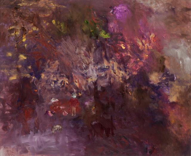 , 'Tinted sky,' 2017, Drina Gallery