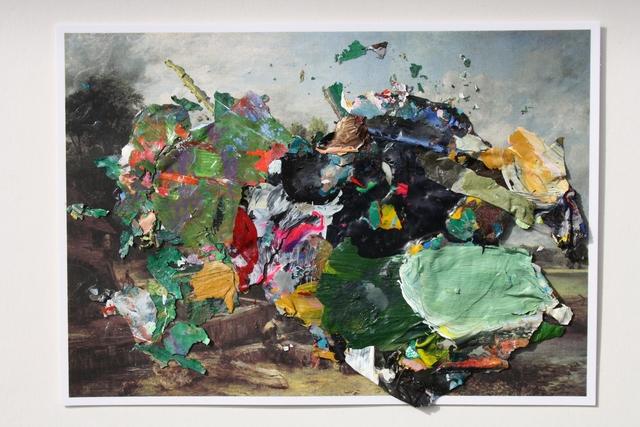 , 'Explosion atStratford Mill,' 2013, Cynthia Corbett Gallery