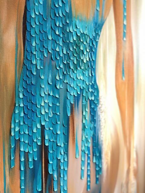 Nina K., 'Lylliana', 2018, Painting, Oil on canvas, Avran Fine Art