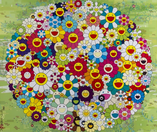 Takashi Murakami, 'Open Your Hands Wide', 2010, Forum Auctions