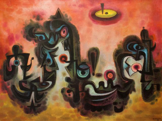, 'Quetzacoatl,' 1954, Addison Rowe Gallery