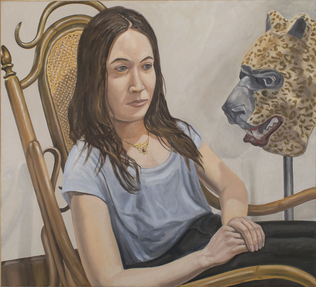 , 'Portrait of Sophie,' 2015, Betty Cuningham
