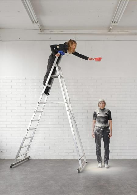 , 'Falling Event,' 2017, Galleria Heino