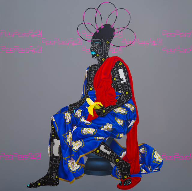 , 'Sans Titre,' 2016, October Gallery