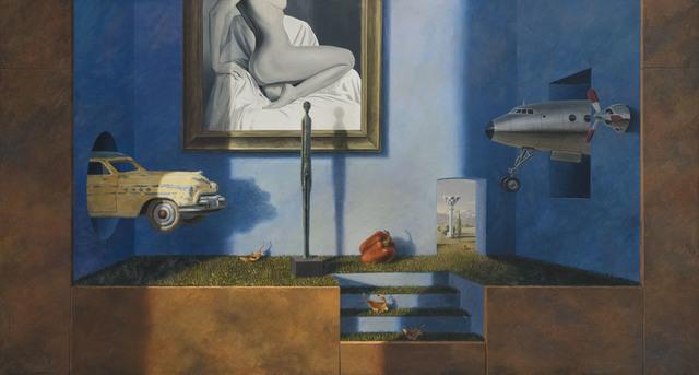 , 'Roadmaster,' 2011, GALERIE URS REICHLIN