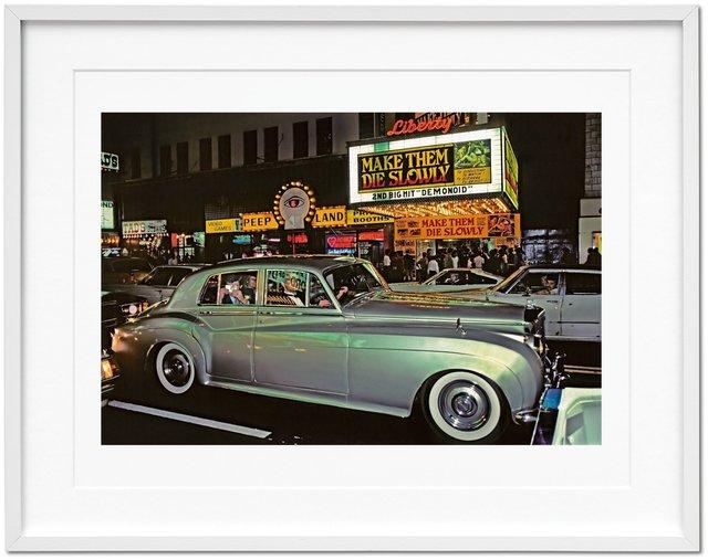 """, 'Marvin E. Newman. Art Edition """"42nd Street, 1983"""",' 1983, TASCHEN"""