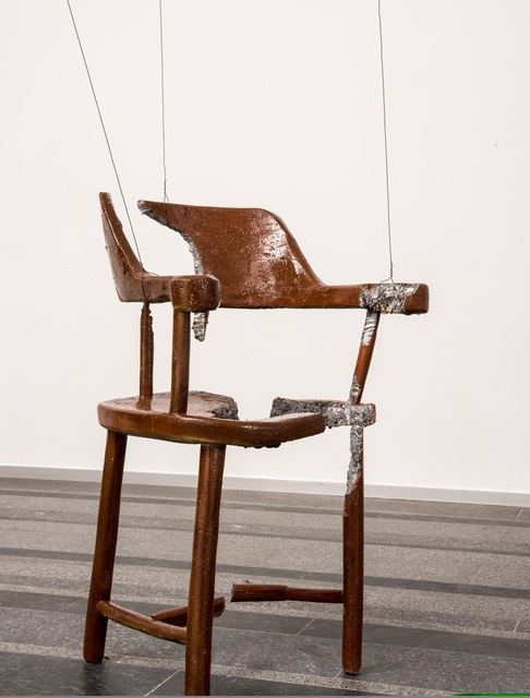 , 'Chair for a Ghost: Urs,' 2013, PinchukArtCentre