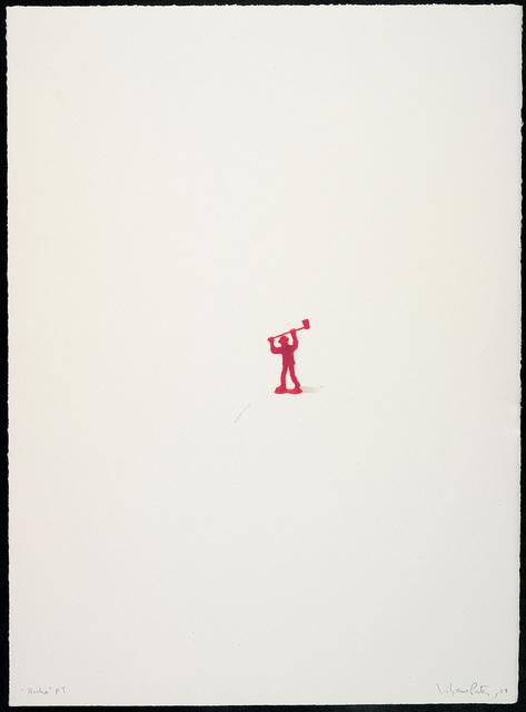, 'Hacha,' 2005, Nikola Rukaj Gallery