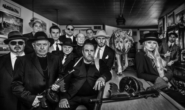 David Yarrow, 'Goodfellas', 2019, Galleri Fineart