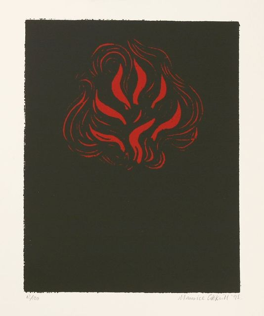 Maurice Cockrill, 'PLACE OF FIRE', 1995, Sworders
