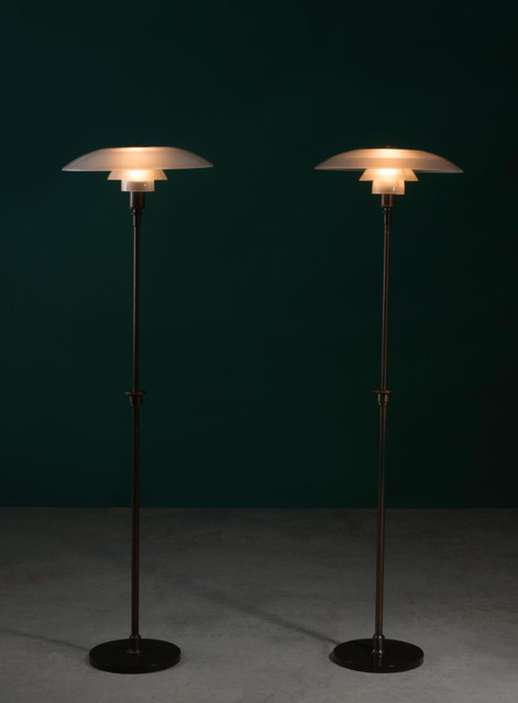 , 'Pair of Floor Lamps ,' 1972, 18 Davies Street Gallery