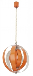 A suspension lamp 'Moon Lamp' for LUOIS POULSEN