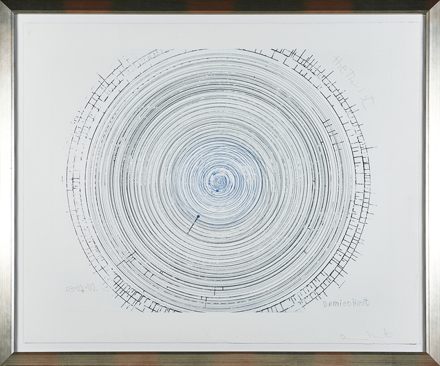 Damien Hirst, 'The Twist from In a Spin, the Action of the World on Things, Volume II', 2002, Rago/Wright