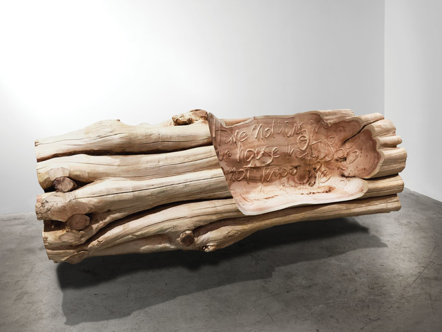 , 'Useful, Beautiful, Love.,' 2016, Ben Brown Fine Arts