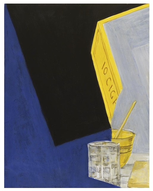 , 'Blue/Cigarettes,' 2001, Pavel Zoubok Gallery