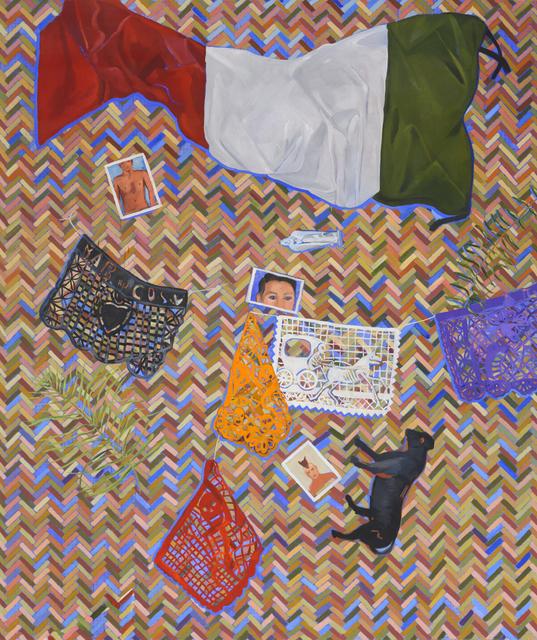 , 'Post-Fiesta,' 2017, Lora Schlesinger Gallery