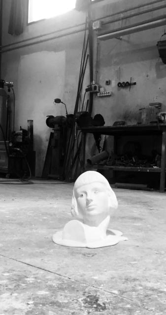 , 'Dissolution of Head ,' 2018, Mario Mauroner Contemporary Art Salzburg-Vienna