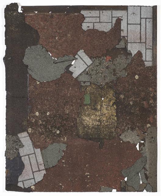 , 'Shingle Painting 2,' 2014, Contemporary Fine Arts